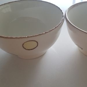 Other - NEW Set of 2 Easter bowls